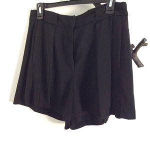 Jennifer Lopez high waisted dress shorts